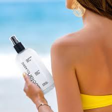 Mediterranean Spray Tan Solution Eco Tan Classic Colourless Self Spray Tan 500ml Tanning From