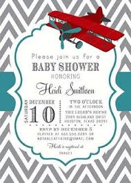 vintage airplane baby shower unique ideas airplane baby shower invitations extraordinary idea