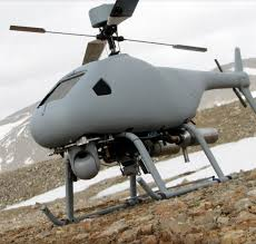 unmanned helicopter for defense steadicopter