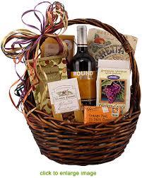 wine gift baskets ideas autumn wine gourmet basket baby shower ideas