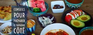 cuisine pour le ramadan conseils pour préparer le ramadan 2016 en cuisine