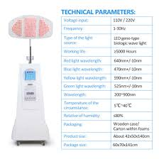 professional led light therapy machine china professional beauty salon use pdt photon led light therapy