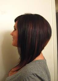 long drastic bob haircuts lob dramatic a line bob this is my doppelgänger scary the