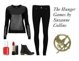 Hunger Games Halloween Costumes 13 Halloween Costumes Inspired Ya Book Covers Stuff