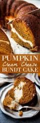 pumpkin cream cheese bundt cake sallys baking addiction