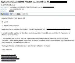 How To Email My Resume Professional Email Example Sample Professional Email Business