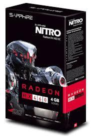 lexus gs 460 especificaciones amazon com sapphire radeon nitro rx 460 4gb gddr5 hdmi dvi d