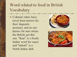 word for cuisine food and cusine in the past a historical analysis ppt