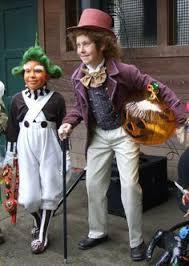 Oompa Loompa Halloween Costumes Gene Wilder Willy Wonka Costume 1 Source Dreier Collection