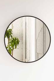 Round Bathroom Mirror by Best 25 Black Round Mirror Ideas On Pinterest Small Hall Small