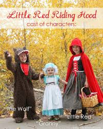 halloween costumes 2012 little red riding hood make it and