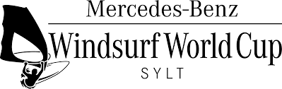 mercedes logo black and white mercedes benz windsurf world cup sylt