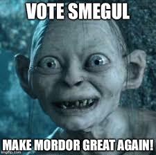 Mordor Meme - gollum meme imgflip