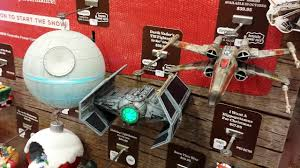star wars hallmark interactive ornaments youtube