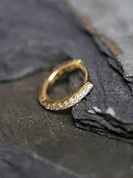 diamond helix stud 52 diamond helix earrings freshtrends luxe diamond 14k white gold