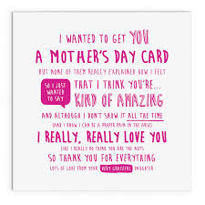 mothers day cards i wanted to get you a s day card the