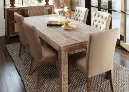 Dining Room Sets Solid Wood by Dining Room Intrigue Solid Wood Dining Table Vancouver Bc