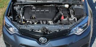 best car battery for toyota corolla 2015 toyota corolla le eco review