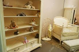 Baby Room Interior by Old Fashioned Nursery Interior Baby Room Stock Photo Picture And