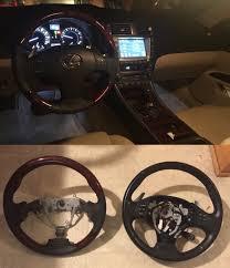 lexus is350 forum my new steering wheel for is250 is350 clublexus lexus forum