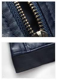 blue motorcycle jacket modern men u0027s leather jacket black slim fit solid biker motorcycle