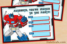 optimus prime birthday party top transformers party ideas brisbane kids
