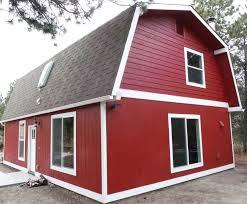 100 red barn plans tall gambrel barn style sheds pole barn