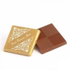 wedding chocolates personalised wedding chocolates whitakers chocolates