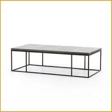 Glass Rectangle Coffee Table Scout Nimble