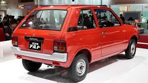 hatchback cars 1980s suzuki alto