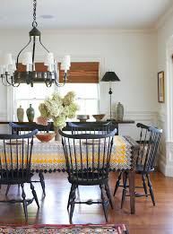 Pottery Barn Dining Room Ideas Phenomenal Pottery Barn Windsor Chair Decorating Ideas Images In