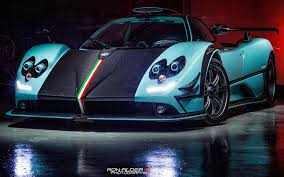 black car wallpaper 5402 hd pagani zonda wallpapers on kubipet com