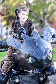 Toothless Costume Wheelchair Toothless U003d Epic Costume 11 Steps With Pictures