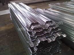corrugated steel sheet composite steel floor decking