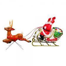 santa sleigh for sale santa sleigh ebay