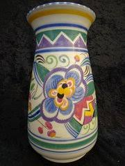 Poole Pottery Vase Patterns Antiques Atlas Poole Pottery