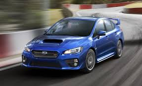 subaru hatchback wing 2017 subaru wrx and wrx sti preview