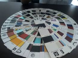 car paint color swatches buy color swatches car paint color