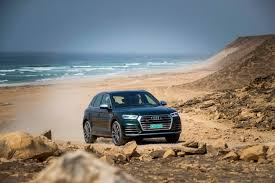 Audi Q5 Off Road - a quick look at the 2018 audi q5 and sq5 bahrain yallamotor