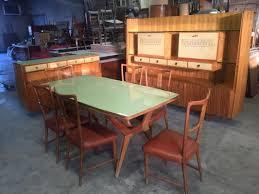 Italian Dining Room Sets Italian Dining Room Set By Gio Ponti For La Permanente Mobili