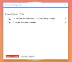 Problème Carte Réseau Wifi Dans Comment Tester La Carte Réseau D Un Chromebook
