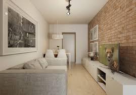 Neubau Wohnzimmer Einrichten So Wirken Schmale Räume Größer Schmal Raum Und Herausforderungen