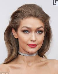 best ladies hairstyle for early 70 s get gigi hadid s 70s inspired look from the amas with step by