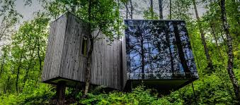 Ex Machina House Location Juvet Landscape Hotel Alstad Norway White Line Hotels