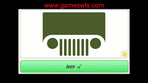 jeep green logo the logo game facebook pack 21 walkthrough complete all