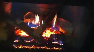 quadra fire qfi30fb gas insert youtube