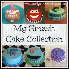 my smash cake collection