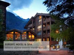 europe hotel u0026 spa zermatt switzerland booking com