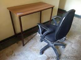 study table and chair study table chair used home office furniture in india home