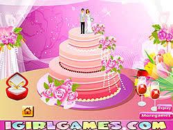 Wedding Cake Games Cake Games Gamepost Com